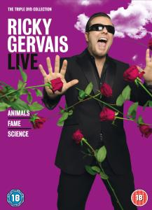 Ricky Gervais: Triple