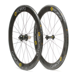 CycleOps PowerTap G3 ENVE 65mm Carbon Tubular Wheelset Campagnolo
