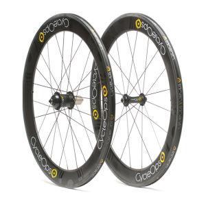 CycleOps PowerTap G3 ENVE 65mm Carbon Tubular Wheelset Campagnolo