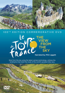 Le Tour de France: The View from the Sky