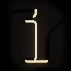Seletti Neon Wall Light - Letter I