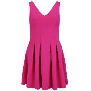 ONLY Women's Scuba Dress - Beetroot Purple