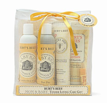 ac1f1e519365 Burt s Bees Mom   Baby TLC Gift Set Health   Beauty