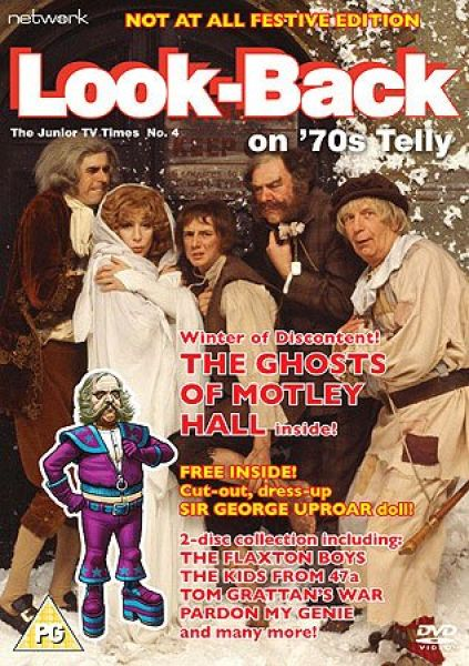 Look-Back on 70s Telly: Issue 4