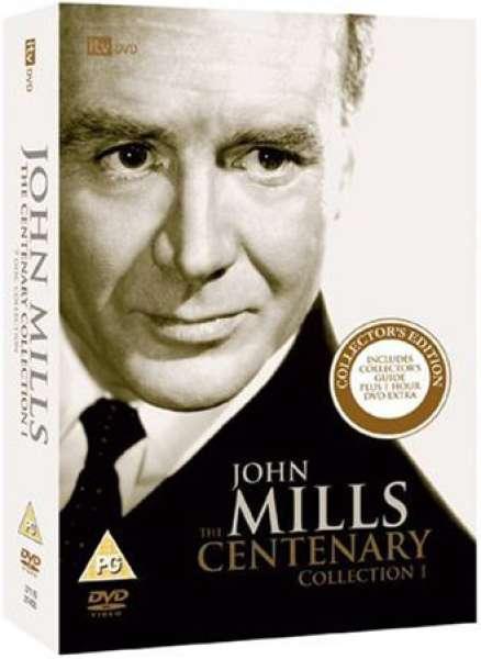 John Mills - Centenary Collection Box Set