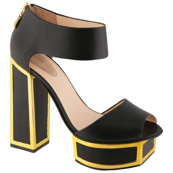 Kat Maconie Women's 'Pearl' Platform Heels - Black