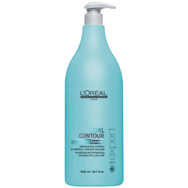 L'Oreal Professionnel Serie Expert Curl Contour Shampoo 1500ml and Pump