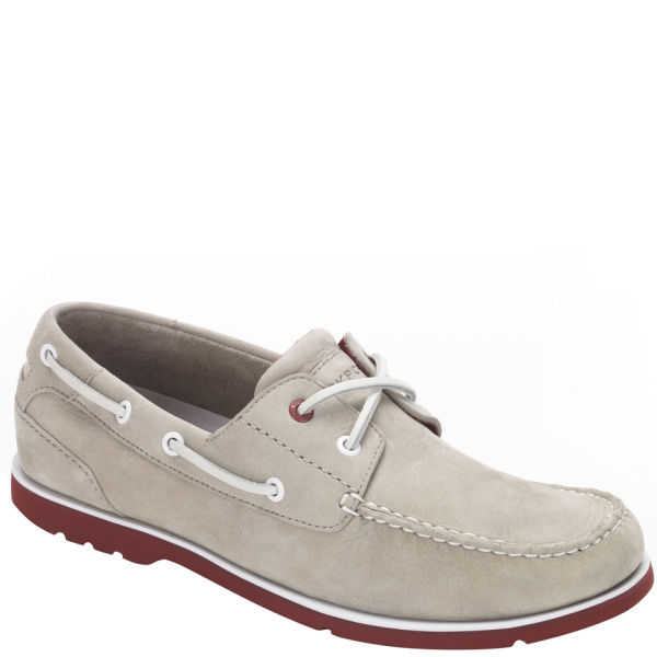 rockport s summer tour 2 eye boat shoes taupe black
