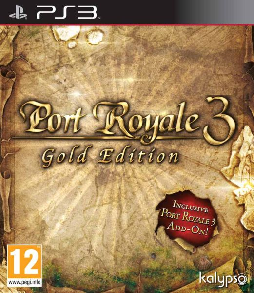Port Royale 3: Gold Edition