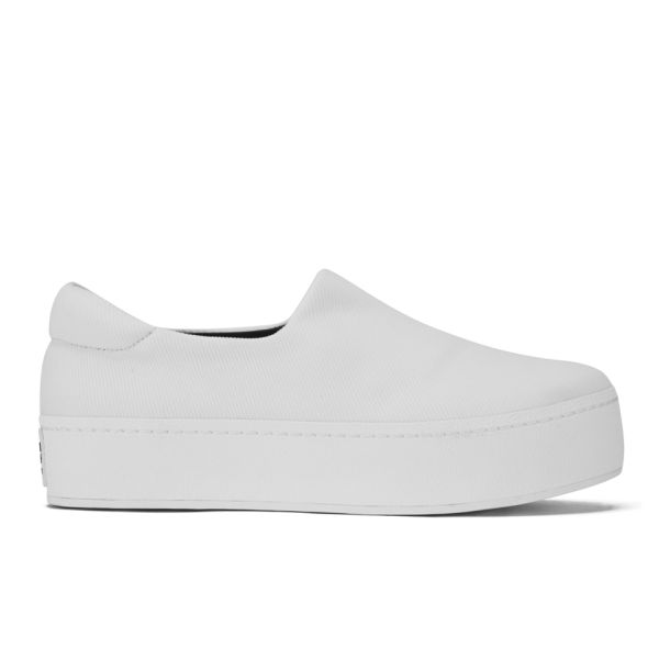 Opening Ceremony Women's Slip-On Platform Sneakers - White