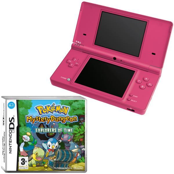 pokemon video games pink - photo #5