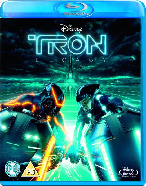Tron Legacy (Single Disc)