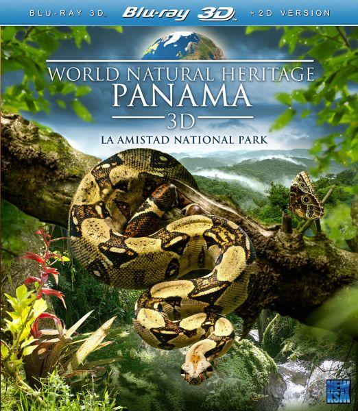 World Natural Heritage: Panama 3D