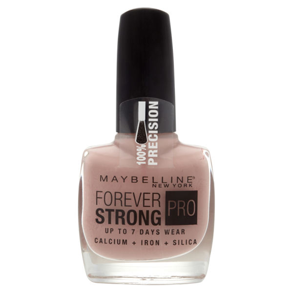 Maybelline Forever Strong Nail Varnish - Rose Poudre