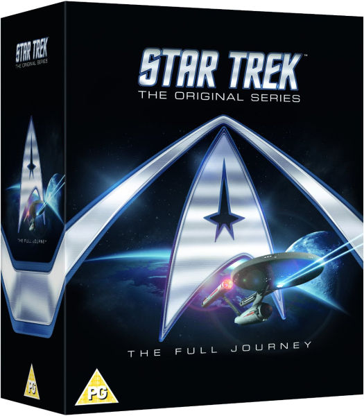 Star Trek The Original Series Complete Re-Package