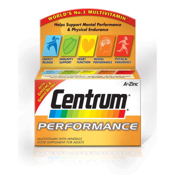 Centrum Performance (60 comprimés)