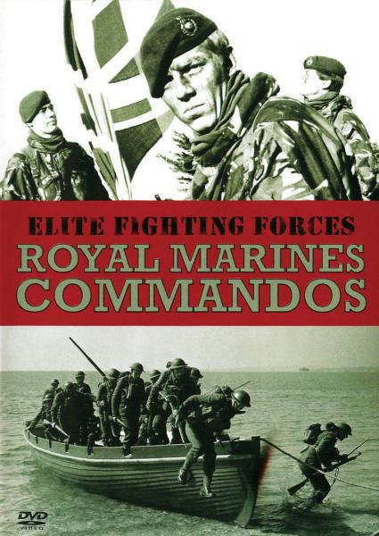 Elite Fighting Forces: Royal Marine Comandoes