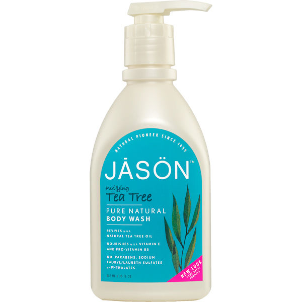 Gel de ducha Purifying Tea Tree de JASON (900 ml)