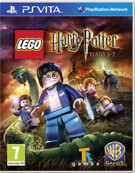 LEGO Harry Potter: Years 5-7 PS Vita   Zavvi