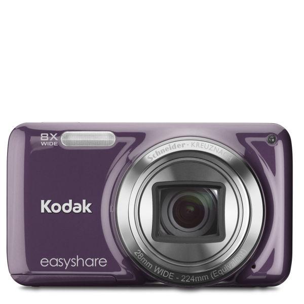 kodak m583 easyshare 14mp digital camera purple x8 optical zoom rh thehut com User Guide Owner's Manual