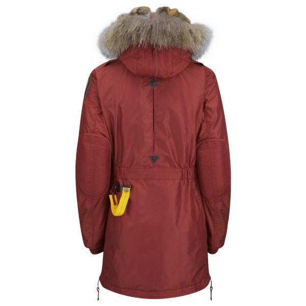 Parajumpers Women's Kodiak Parka Coat - Red: Image 2