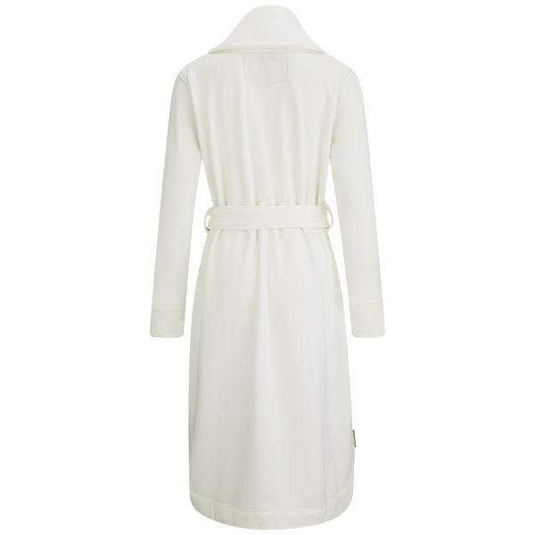 0b8f8b01b1 UGG Women s Heritage Comfort Duffield Dressing Gown - Cream  Image 2