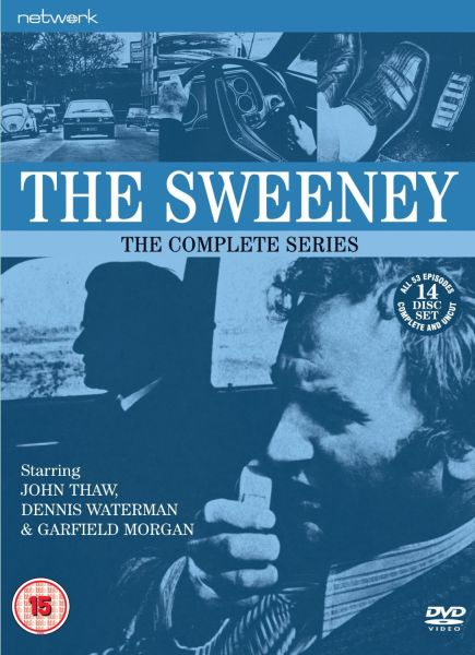 The Sweeney: The Complete Series