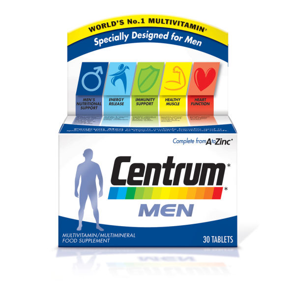 Centrum Men (30 tabletter)