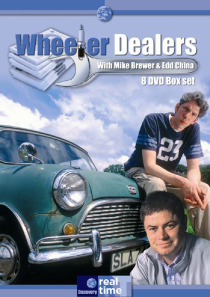 Wheeler Dealers Box Set Dvd Zavvi