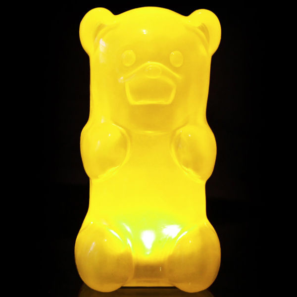 Gummy Bear Nightlight Yellow Iwoot