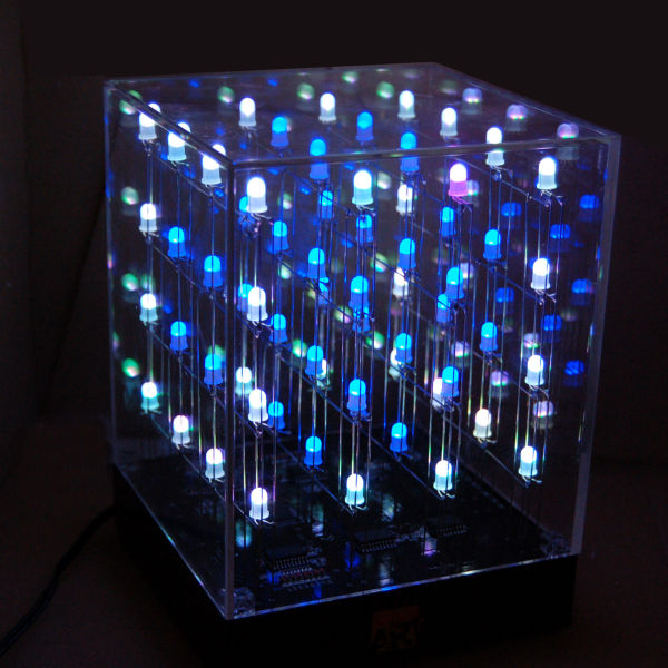 Led cube iwoot - Lampe led couleur changeante ...