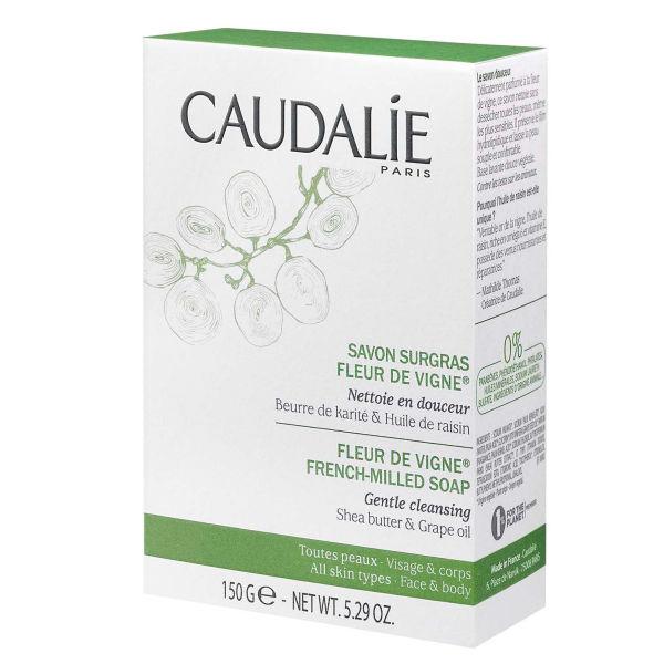 Caudalie Fleur De Vigne French Milled Soap 150g Buy Online Mankind