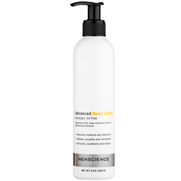 Menscience Advanced Body Lotion 8oz