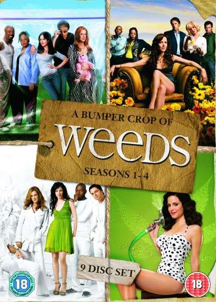 Weeds 1-4 Box Set