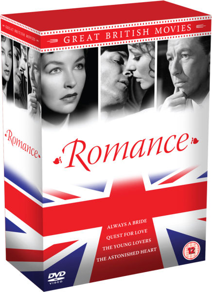 Romance Box Set - Astonished Heart / Quest for Love / The Young Lovers / Always a Bride