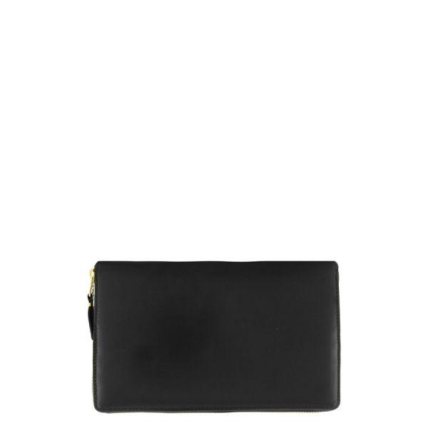 Comme des Garcons Wallet Women's SA0200 Purse - Black