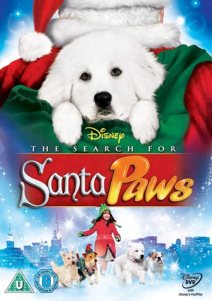 Santa Paws Dvd Zavvi