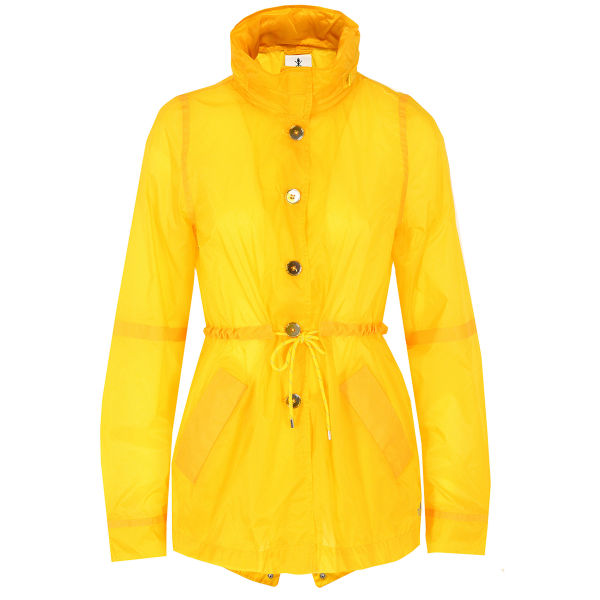 Adidas Originals x Opening Ceremony Women's Shrunken Parka - Sun Yellow