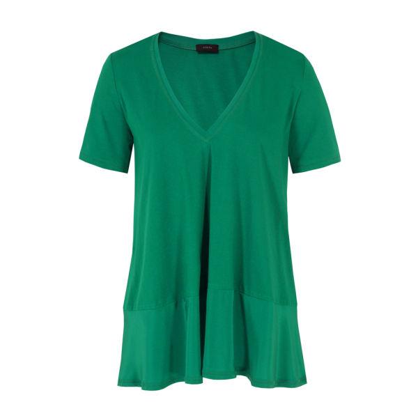 Joseph Women's 0703 Ada Top - Emerald