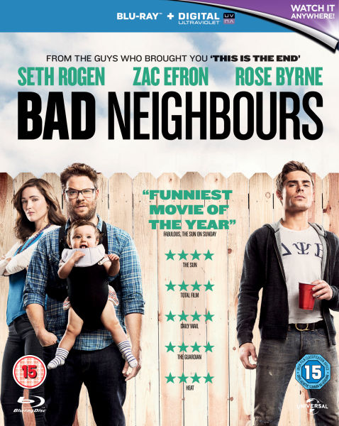 Bad Neighbours (Includes UltraViolet Copy)