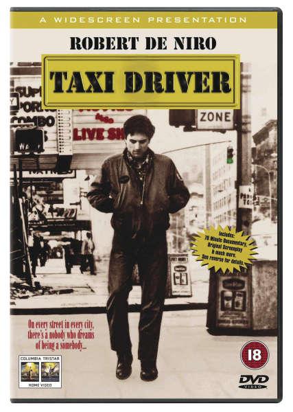 taxi driver dvd zavvi