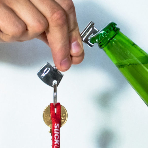 key bottle opener iwoot. Black Bedroom Furniture Sets. Home Design Ideas