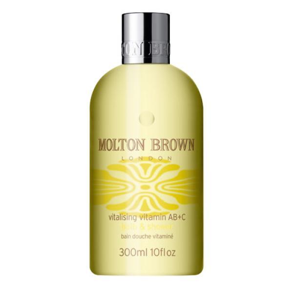 Molton Brown Vitalising Vitamin AB+C Bath & Shower Gel 300ml