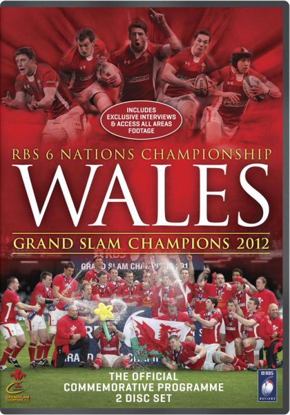 Wales Grand Slam 2012 - RBS Six Nations Review
