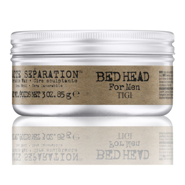 TIGI Bed Head Matte Separation Workable Wax (75g)