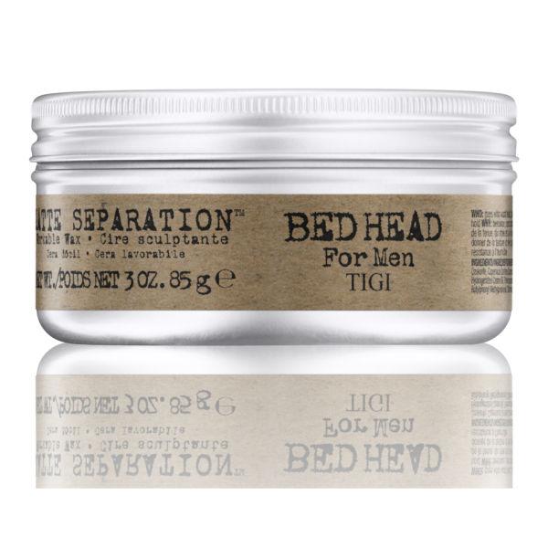 tigi bed head matte separation workable wax haarwachs 75g gratis lieferservice weltweit. Black Bedroom Furniture Sets. Home Design Ideas