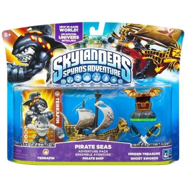 Skylanders Spyro S Adventure Pirate Seas Adventure Pack