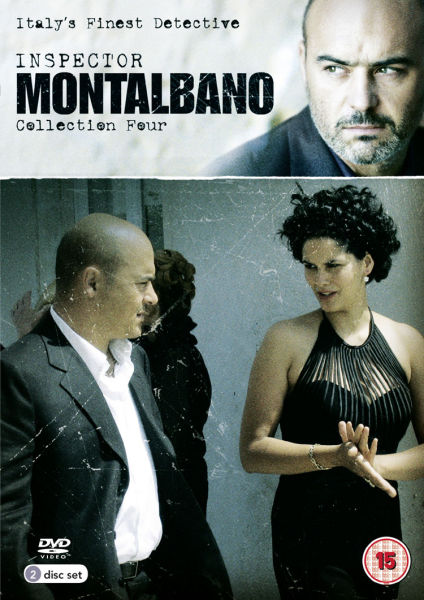 Inspector Montalbano - Collection Four
