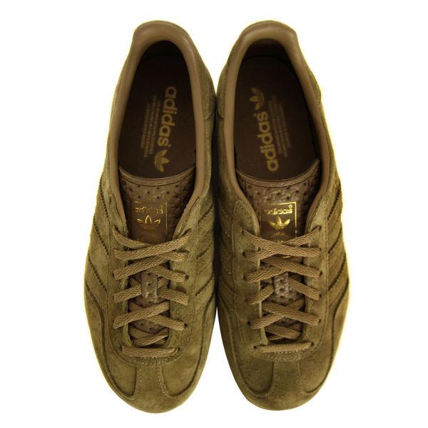 adidas gazelle indoor brown