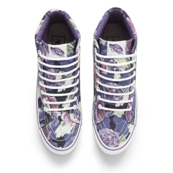 Vans Women s Sk8-Hi Platform Trainers - Lily Womens Footwear ... 6d1ea9b9d